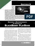 6 Desarme y Reconocimiento de Partes Balckberry