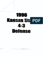 96 Kansas State 4-3 Defense