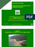 Vetiver System for disaster mitigation