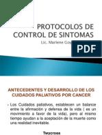 Protocolos de Control de Sintomas