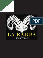La Kabra Festival