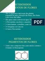 Heterósidos flavonóides