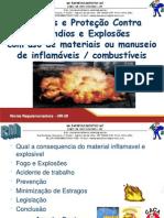 Nr 20 Contra Explosões