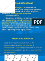 9-Aminas biológicas