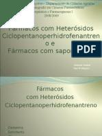 Heterósidos cardiotónicos e saponósidos- Sara e Gaby