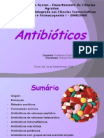 5ºGrupo-Antibióticos - Daniela & Joana