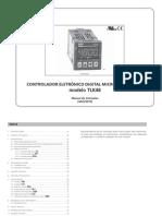 Manual de Instruções Completo TLK48 Rev.0