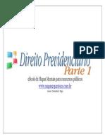 E-book Mapas Mentais de Direito Previdenciário Completo