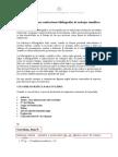 Consejos Para Confeccionar Bibliografias de Trabajos Cientificos