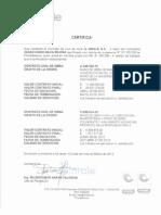 Certificacion Cesar