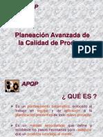 APQP_PlaneaciónAvanzadaCalidadProducto.ppt
