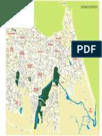 Mapa Fortaleza Detalhado