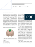 Neuromarketing-The New Science of Consumer Behavior