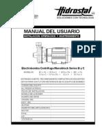 Manual Electrobomba