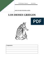Proyecto Investigacion LOS DIOSES