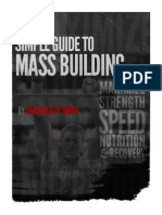Simple Guide to Mass Building1