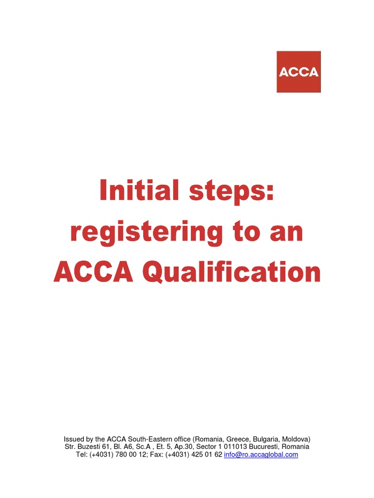 Acca registration guide for 2014 2015 accounting test assessment 1betcityfo Gallery
