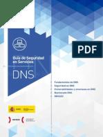 Guia de Seguridad en Servicios DNS