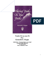 Kenneth E. Hagin-Tendo Fe Na Sua Fe