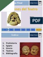 Orígenes Del Teatro. Sebastian Zerpa