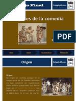 Comedia Griega.dario Gómezpptx