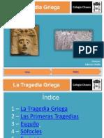 La Tragedia Griega.fabrizio Orsillo