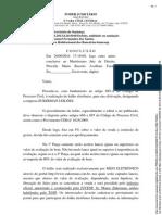 Leilão Da Sede Da Bancoop Nos Autos Do Processo de Wilson Emanuel - Analia