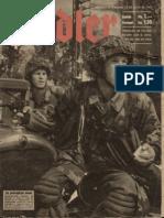 Der Adler - Jahrgang 1943 - Numero 14 - 13 de Julio de 1943 - Versión en Español