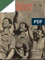 Der Adler - Jahrgang 1943 - Numero 19 - 21 de Setiembre de 1943 - Versión en Español
