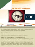 5 Formas de Trabajar Inteligente