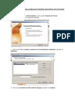 Buzon_adicional Outlook 2010