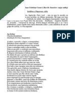 Ana Cristina Cesar - Alguns Textos