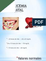Hipoglucemia Neonatal Corregida