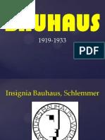 Analisis Escuela Bauhaus