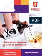 Revista Upemor - Junio