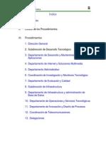 Manual de Procedimientos DGI