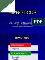 Hipnoticos y Anestesia-2011 Modific 2