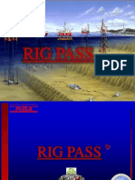 Presentación Rig Pass Cdtc 2013