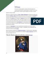 El Nombre de María