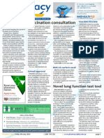 Pharmacy Daily for Fri 04 Jul 2014 - Vaccination consultation, Fourth term for Kardachi, MA warns on investment, MIMS Updates and much more