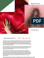 Catalogo El Greco 2014