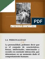 Presentación PROTOCOLO COORPORATIVO