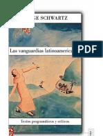 Schwartz Vanguardias Latinoamericanas