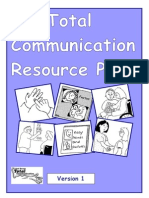 Total Communication Resource Pack