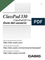 Manual ClassPad 330 25