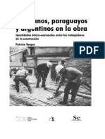 Boliv Arg Parag en La Obra
