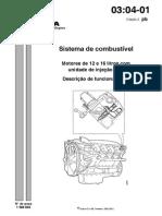 Sistema de Combustivel DC 12