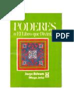 Jorge Adoum - Poderes o El Libro Que Diviniza Setiien