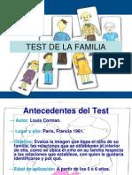 Test de Familia Año Pasado