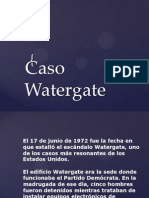 Caso Gatergate